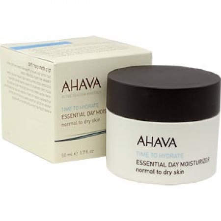 AHAVA Essential Day Moisturizer - Normal to Dry Skin