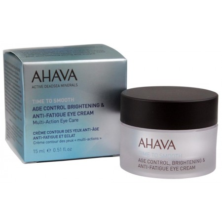 AHAVA Age Control  Brightening & Anti-Fatigue Eye Cream (For all skin types)