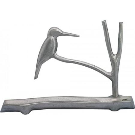 Kingfisher Menorah by Shraga Landesman