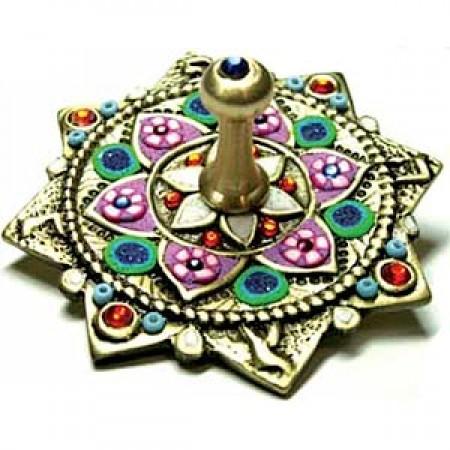 Irit Galmor Bronze Dreidel