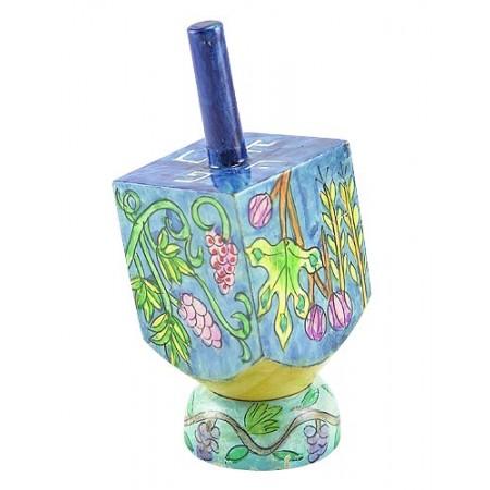 Floral Design Dreidel