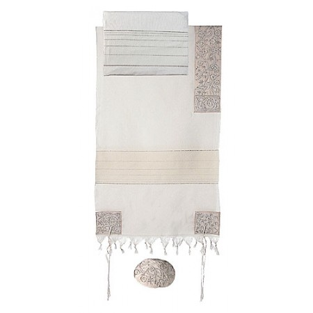 Imanuel The Matriarchs In Silver Tallit