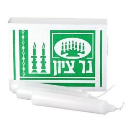 Kosher Shabbat Candles - 10 Pack