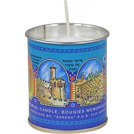 Yohrzeit Memorial Candle