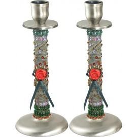 Handmade Candlesticks By Eva Arbiv Mishan