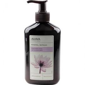 AHAVA Mineral Botanic Velvet Body Lotion - Lotus & Chestnut