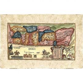 12 Tribes - Amsterdam Hagadah- Abraham Ben Jacob