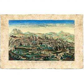 Jerusalem today - Jean Francois Daumont
