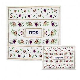 Beautiful Matzah and Afikoman Covers by Yair Emanuel