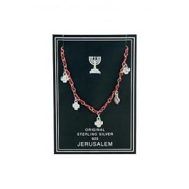 Flowers Kabbalah Bracelet