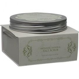 INTENSIVE SPA NOSTALGIA Aromatic Mineral Salt Scrub - Honey/Orange