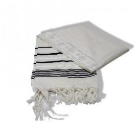 Pure Wool Tallit