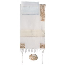 Imanuel Jerusalems In Gold Tallit
