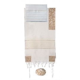 Imanuel The Matriarchs In Gold Tallit
