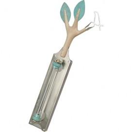 Shraga Landesman Patina Olive Tree Mezuzah