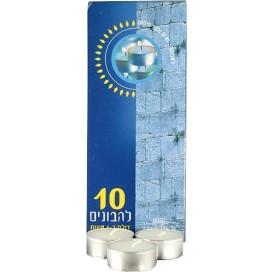 Kosher Tea Lights 10 Pack
