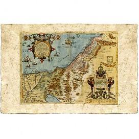 Promised Land - Abraham Ortelius