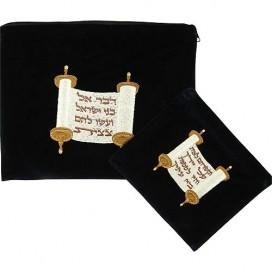 Torah Scroll Tallis & Tefillin Bag