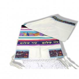 Jerusalem Design Tallit