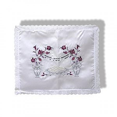 Lace Challah Cover