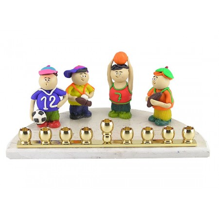 Children Sport Menorah