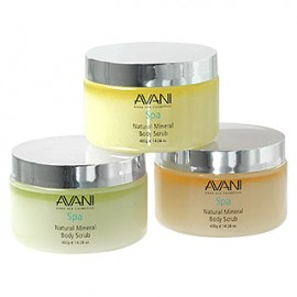 AVANI Natural Mineral Body Scrub