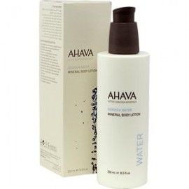AHAVA Mineral Body Lotion - 250 ml / 8.5 fl. oz.
