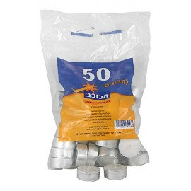 Kosher Tea Lights 50 Pack