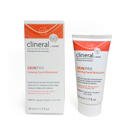 Clineral by AHAVA- SKINPRO Calming Facial Moisterizer