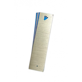Layers Beauty Mezuzah by Adi Sidler