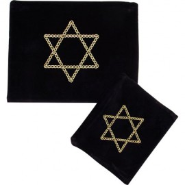 Magen David Tallit And Tefilin Bag